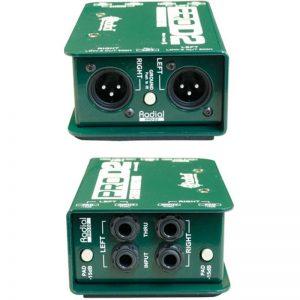 Radial Pro D2 2
