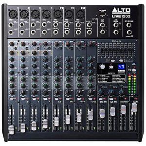 Alto LIVE1202 - Mezclador 12 Canales