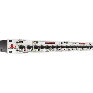 DBX 166 XS - Compresor Dual / Gate / Limitador