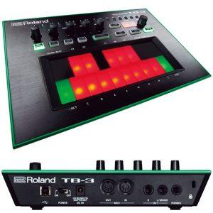 Roland TB-3 - Secuenciador