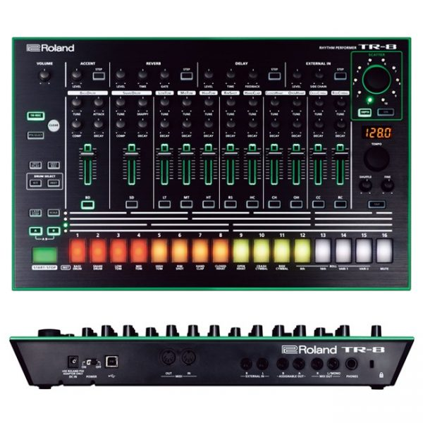 Roland TR-8 – Drum Machine 1