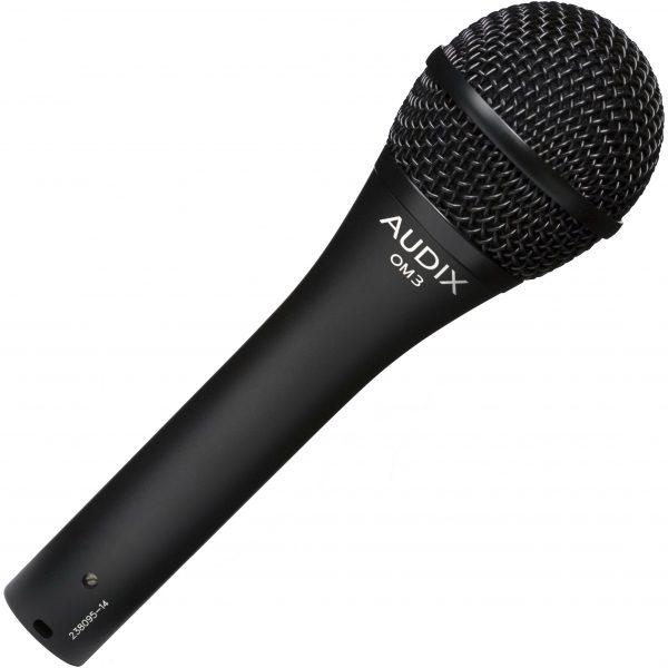 Audix OM3 – Micrófono Dinámico 1