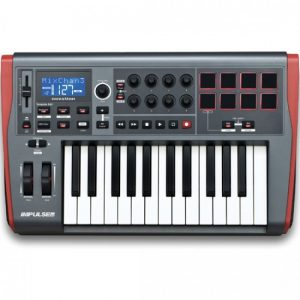 Novation IMPULSE25 - Controlador midi