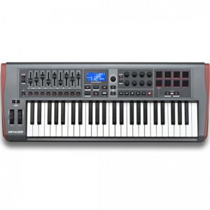 Novation IMPULSE49 - Controlador midi