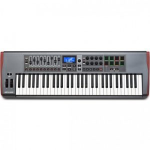 Novation IMPULSE61 - Controlador midi