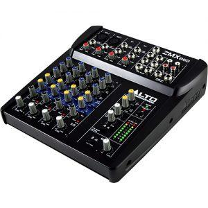 Alto ZMX862 - Mezclador 6 Canales