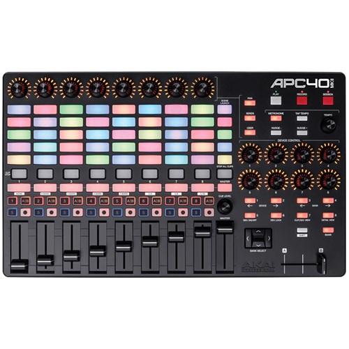 Akai APC40 MKII – Controlador para Ableton Live 1