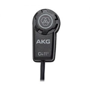 AKG C411L - Micrófono condensador de instrumento