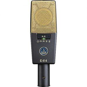 AKG C414XLII - Micrófono condensador