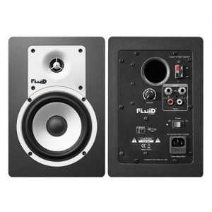Fluid Audio C5 - Monitor de Estudio (Par)
