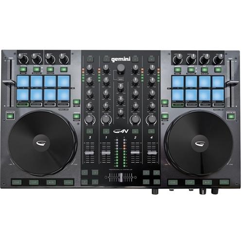 Gemini G4V – Controlador de DJ 1