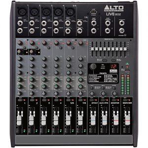 Alto LIVE802 - Mezclador 8 Canales