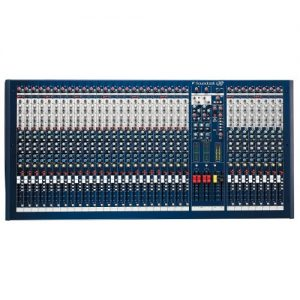 Soundcraft LX7II32 - Mixer Análogo