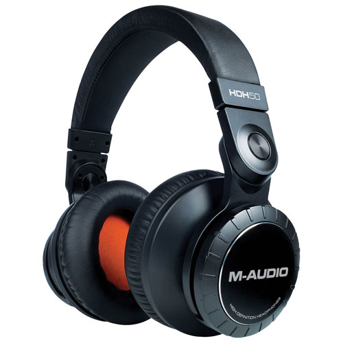 M-Audio HD H50 – Audífonos Estudio 1