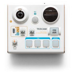 Tascam US 32 - Interfaz de audio/ sistema de retransmisión compacto