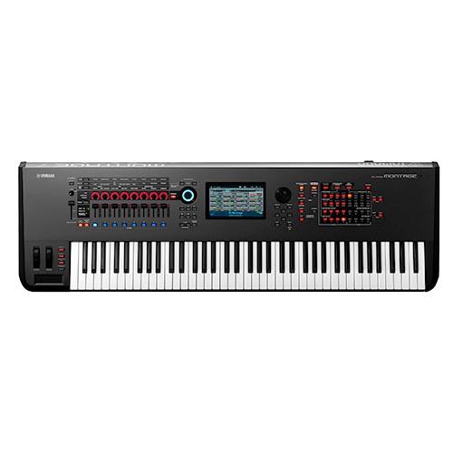 Yamaha Montage 7 – Sintetizador Profesional 2
