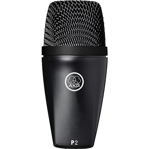 AKG P2 – Micrófono dinámico de batería 1