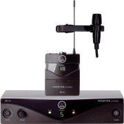 AKG PERCEPW45PRESET - Sistema Inalámbrico de solapa/lavalier UHF