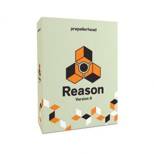 Propellerhead Reason 9 - Software de Produccion