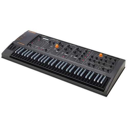 Studiologic Sledge 2 Black – Sintetizador 1