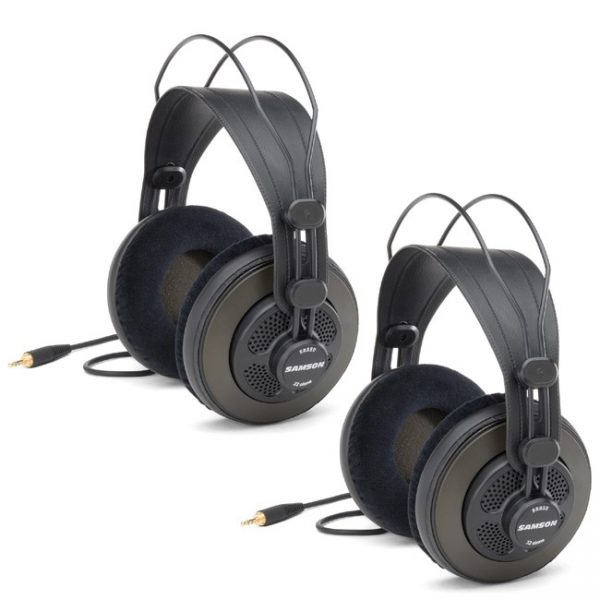 Samson SR850 Pack – Audifonos 1