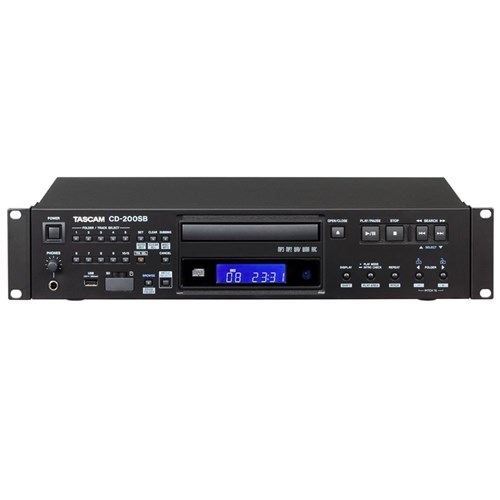 Tascam CD 200 SB – Reproductor de CD 1