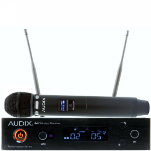 Audix AP41OVX5 - Sistema Inalambrico de Mano UHF