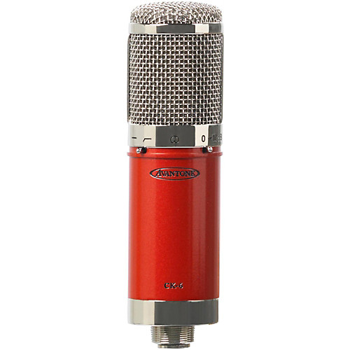 Avantone CK-6 – Microfono Condensador 1