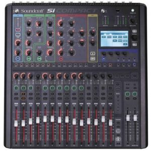 Soundcraft SI COMPACT16 - Mezclador digital