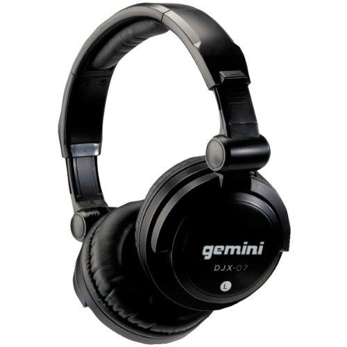 Gemini DJX07 – Audífonos de DJ 1