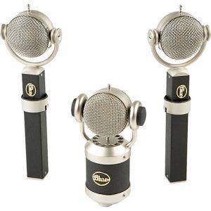 Blue Drumkit - Set Microfonos Bateria