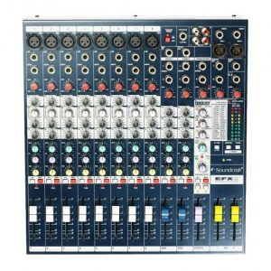 Soundcraft EFX 8 - Mixer Análogo