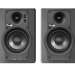 Fluid Audio F4 - Monitor de Estudio (Par)
