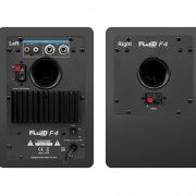 Fluid Audio F4 – Monitor de Estudio (Par) 2