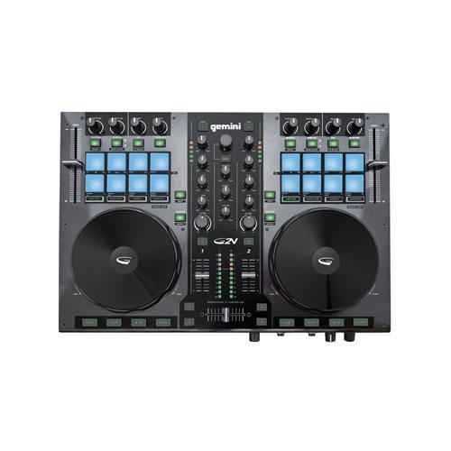 Gemini G2V – Controlador de DJ 1