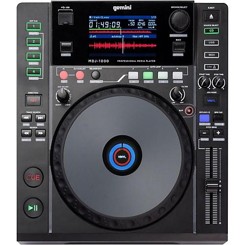 Gemini MDJ1000 – Reproductor CD/MP3 USB 1