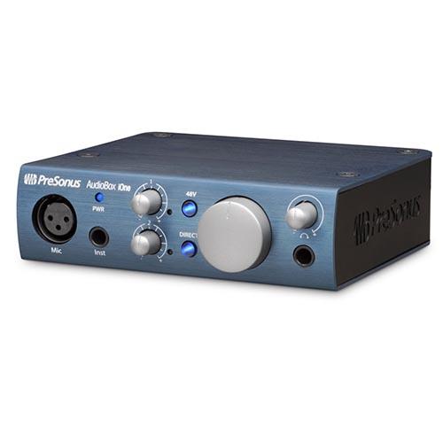 Presonus AudioBox iOne – Interfaz de Audio 1