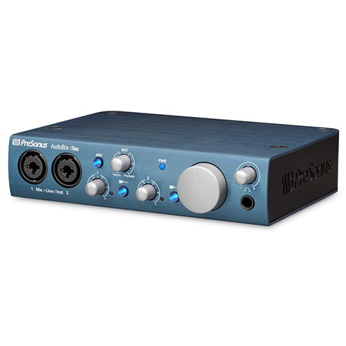 Presonus AudioBox iTwo – Interfaz de Audio 1