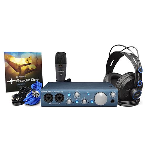 Presonus Audiobox iTwo Studio – Pack de Grabación 1
