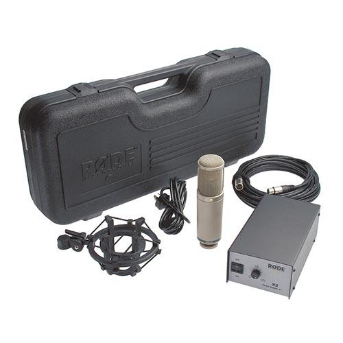 Rode K2 – Microfono Condensador 1