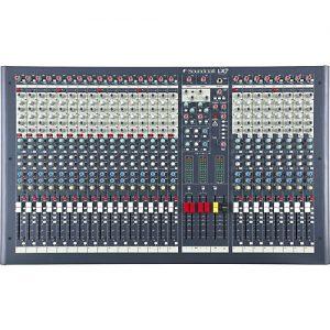 Soundcraft LX7II24 - Mixer Análogo