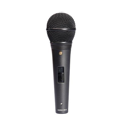 RODE M1 S – Micrófono Dinámico 1