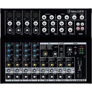 Mackie Mix 12 FX - Mixer Análogo