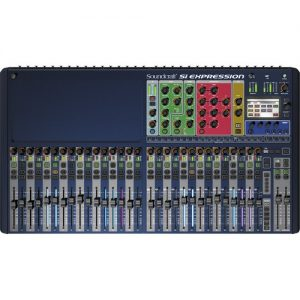 Soundcraft SI EXPRESSION3 - Mezclador digital