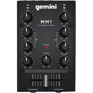 Gemini MM1 - Mixer DJ