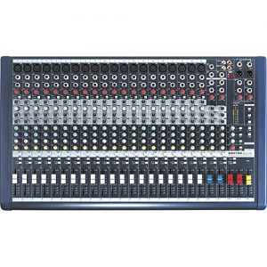 Soundcraft MPM 20 - Mixer Análogo