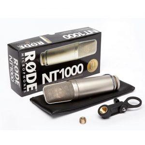 Rode NT1000 - Microfono Condensador