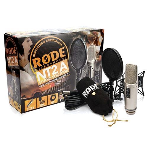 Rode NT2A – Microfono Condensador 1