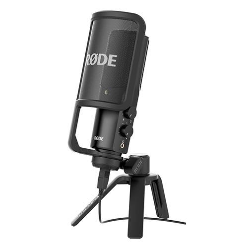 Rode NT-USB – Microfono Condensador 1