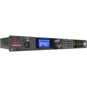 DBX PA2 - Procesador integral Drive Rack